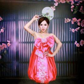 叶紫涵毕业于江西南昌第20中学,长相秀气.图片