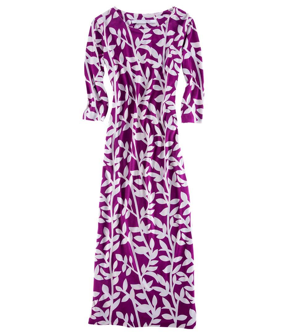Diane von Furstenberg 复古印花连衣裙