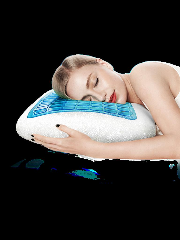灵动大白鲸凝胶枕 I