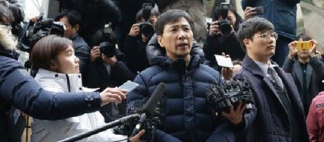 安熙正再次否认性侵丑闻 称将诚实接受检方调查