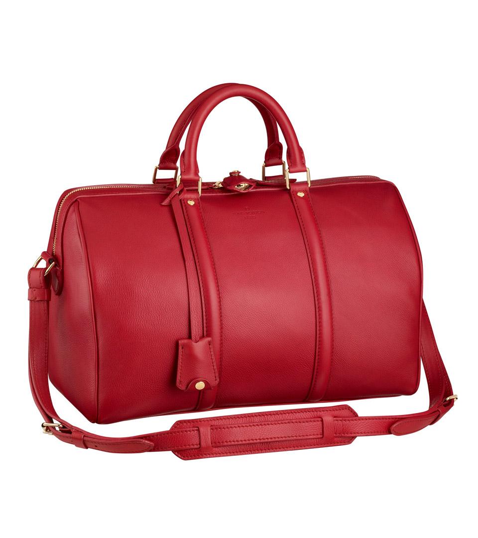 Louis Vuitton 可锁经典款两用包