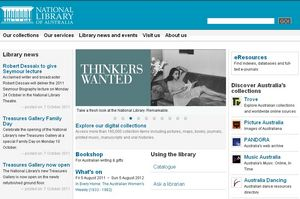澳大利亚国家图书馆_澳大利亚国家图书馆网址查询