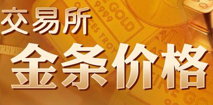 2011年黄金价格走势图