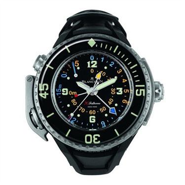 至酷创新 宝珀X 英寻潜水手表