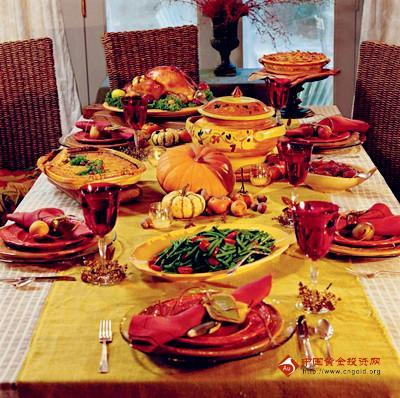 2011年11月24日 感恩节