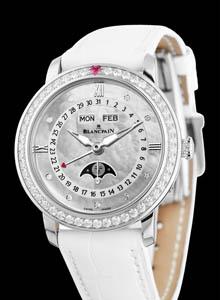 宝珀(BLANCPAIN)圣诞女装全历月相限量腕表