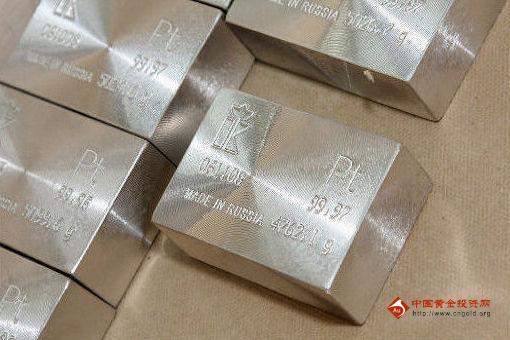 俄罗斯1家工厂遭劫 价值3600万元铂金被抢