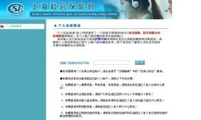 上海个人养老金查询_上海养老金计算