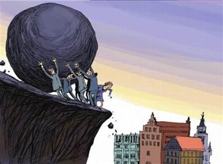 """欧洲或陷""""流动性陷阱"""" 欧洲央行降息无助欧债危机缓解"""
