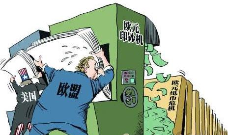 """欧元危机:欧元走到""""最危险关口"""" 世界将被拖入更深危机"""