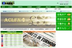 亚洲商事ACLFX