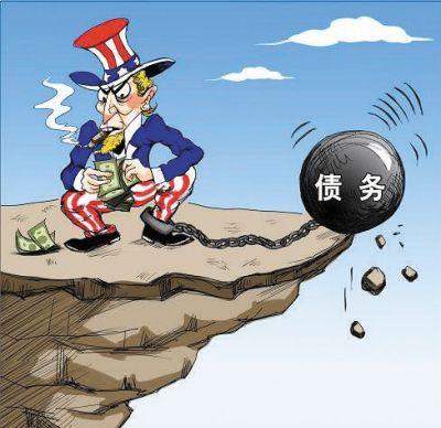什么是美国债务违约