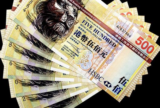 港币货币符号介绍