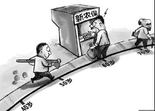 新型农村社会养老保险政策