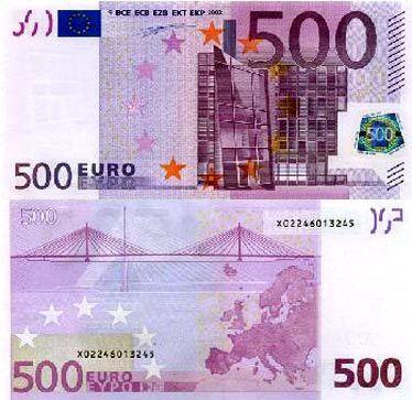 欧元最大面值_各国货币图片及面值_面值最大的世界货币图片-金投外汇网-金投网