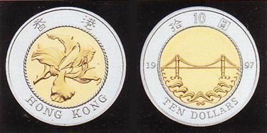 欧元最大面值_港币十元硬币介绍-金投外汇网-金投网