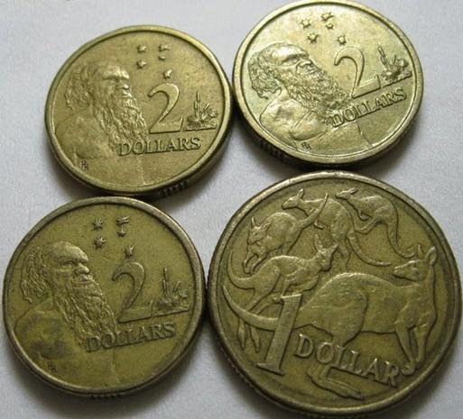 2澳元硬币图案介绍