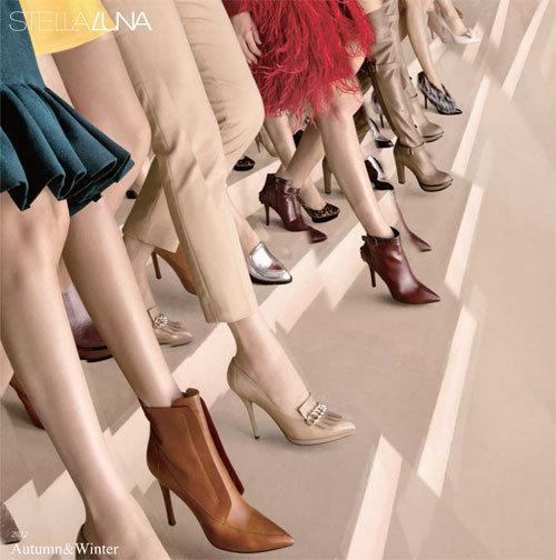 中国高端鞋履品牌Stella Luna进军法国市场