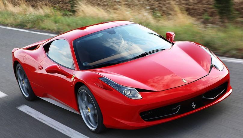 法拉利多少钱_法拉利 458 Italia多少钱?-名车-金投奢侈品网-金投网