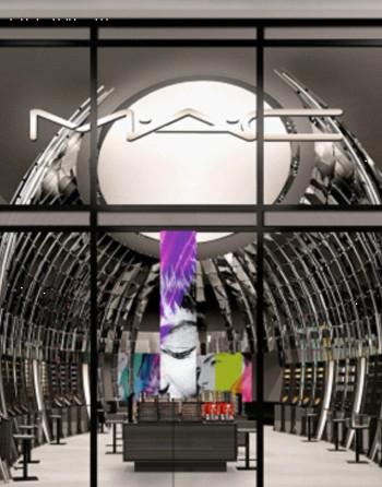 M·A·C香榭丽舍大道旗舰店开业