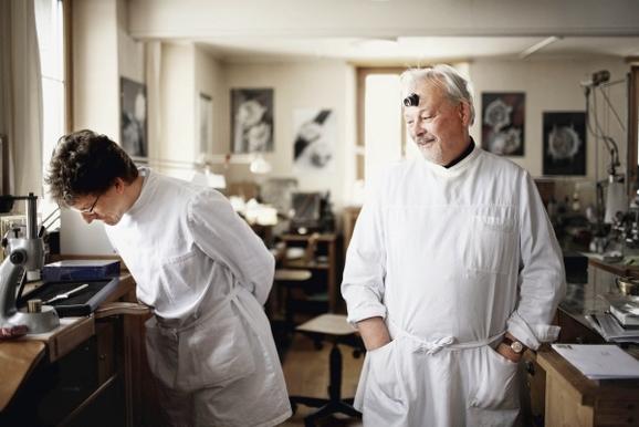 菲利普·杜佛:高珀富斯传统工业的新传承