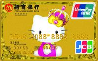 招商Hello Kitty 粉丝金卡(银联+JCB)