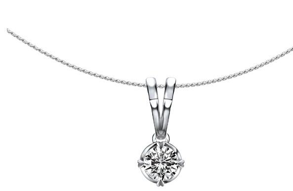 六福珠宝推出全新2013「爱很美」系列钻饰