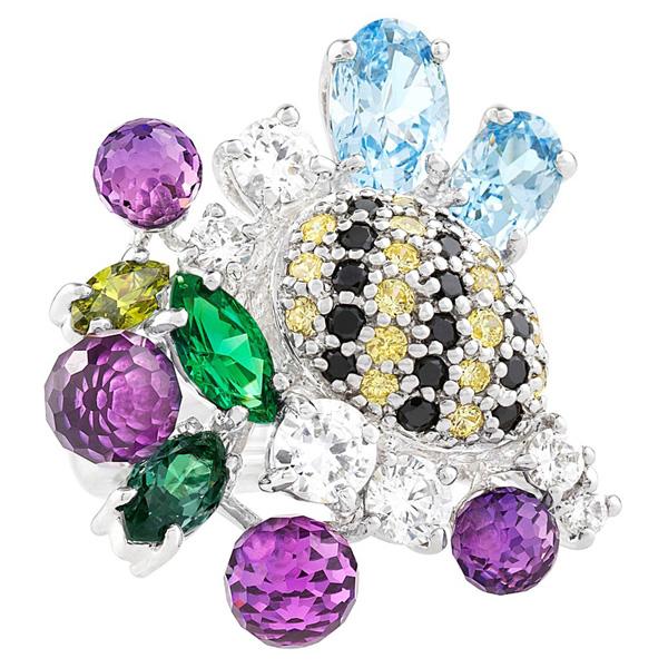 ARTĒ「Florecer」戒指 让春天绽放于指间