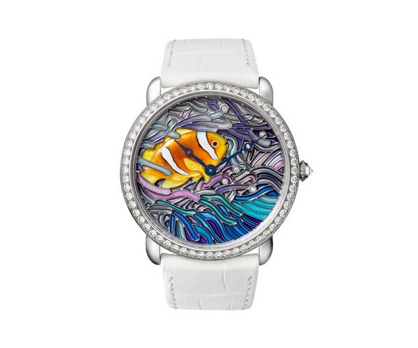 卡地亚(Cartier)2013大师工艺系列腕表