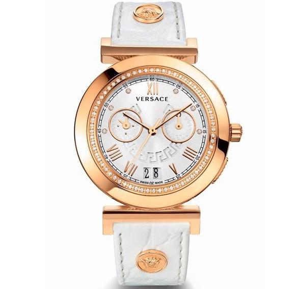 Versace(范思哲)全新腕表亮相巴塞尔表展