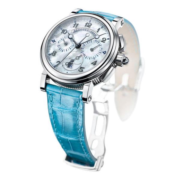 Breguet(宝玑表)全新Marine系列女装计时腕表