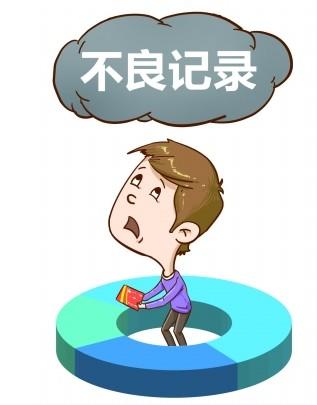 重庆马大哈真不少 20人中11人信用卡存不良记录