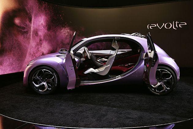 冲击MINI 雪铁龙DS2将亮相2014巴黎车展