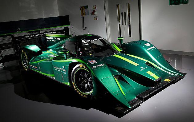 Drayson Racing创电动车陆地速度纪录
