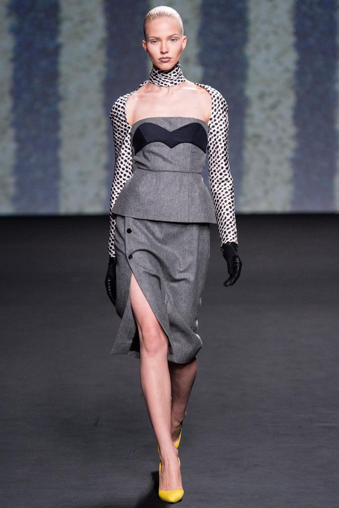 Christian Dior 巴黎2013秋冬系列高级定制秀