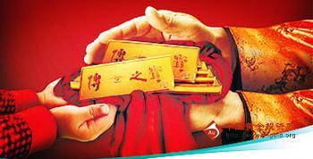 2013年中秋佳节将至 银行实物黄金销量乐观
