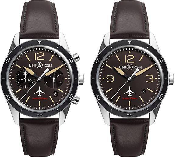 柏莱士最新限量系列腕表 见证Falcon喷射客机50周年