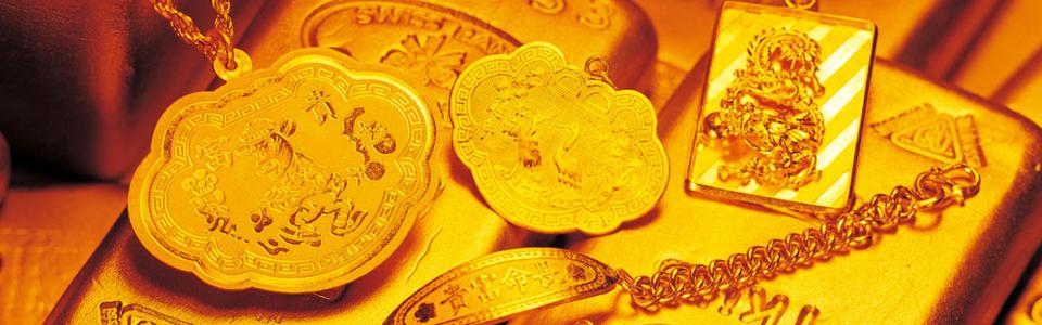 大陆黄金价格