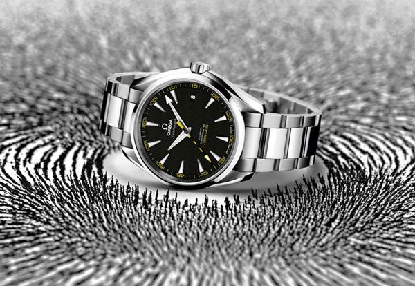 欧米茄海马系列Aqua Terra>15,000高斯防磁腕表