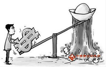非农动向是催化剂 国际黄金价格鹿死谁手