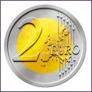 2欧元硬币介绍