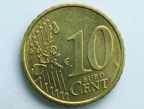 10分欧元硬币介绍