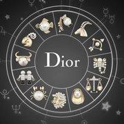 迪奥十二星座系列项链 精致珠宝展现时髦趣味