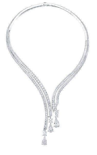 戴比尔斯钻石珠宝全新高级珠宝系列