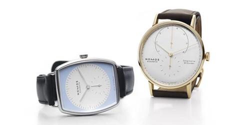 NOMOS手表品牌推出Lux和Lambda两枚全新腕表