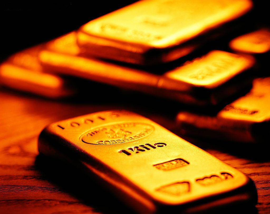 黄金价格跌破千五 长期熊市即将开始