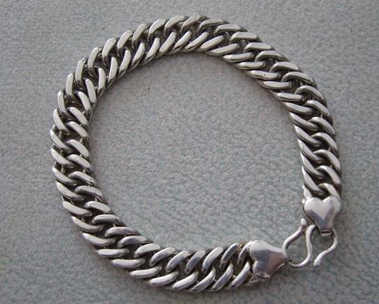 银手链如何保养