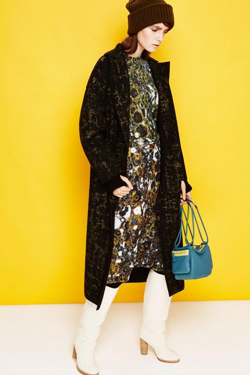 M Missoni 2014秋冬女装系列时尚型录