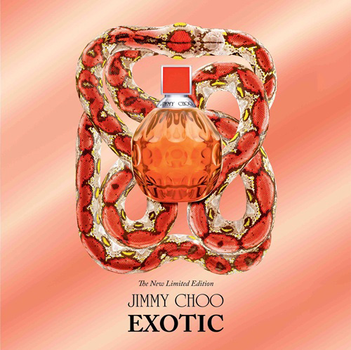 Jimmy Choo Exotic 奢谜旅程限量版淡香水