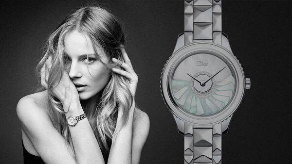 迪奥全新「Dior VIII Montaigne」高级腕表系列